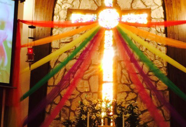 Easter Sunrise 3-27-16 05